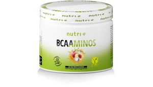 Nutri-Plus, BCAAminos, 300g Instant Pulver
