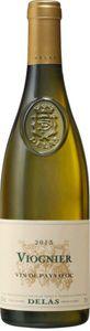 Delas Frères Viognier Vin de Pays d'Oc 2019 (1 x 0.75 l)