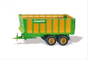 Siku Silagewagen JOSKIN Landwirtschaft gelb ; 2873