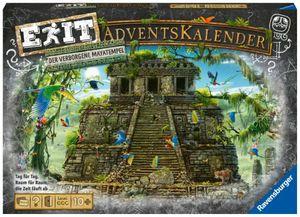 Ravensburger 18956 Adventskalender - Der verborgene Mayatempel