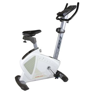 BH Fitness NEXOR PLUS H1055N, Spin bicycle, Magnetic, 130 kg, Schwarz, Silber, Weiß, Handgriffsensoren, Senkrecht/Horizontal