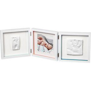 Baby Art Baby-Abdruck-Rahmen My Baby Style Weiß