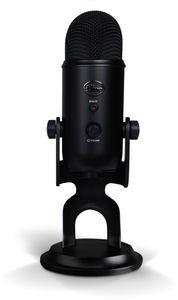Blue Microphones Yeti, Tischmikrofon, 20 - 20000 Hz, 16 Bit, 48 kHz, Verkabelt, USB