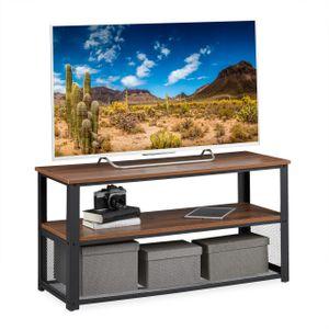 relaxdays TV Bank Industrial Design