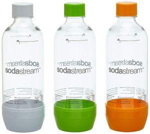 SodaStream PET Ersatzflaschen 2+1