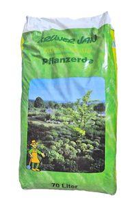Grüner Jan Pflanzenerde 70L mit Langzeitdünger Blumenerde
