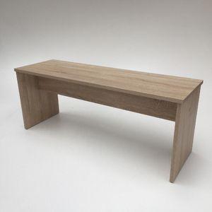 Möbel SD Sitzbank  Rita  Sonoma Eiche 110cm