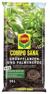 COMPO SANA Grünpflanzen- u. Palmenerde 20 Liter