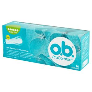 O.b.procomfort super plus tampon Bequeme 1OP.-16pcs