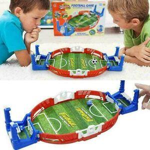 Mini Fußballspiel Tischfußball Flipper   Indoor Soccer Game Table Football