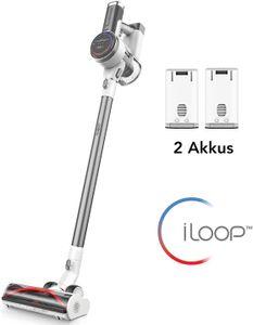 Tineco S12 Pro EX Akku-Staubsauger, Smarter Stabstaubsauger, Smarte Saugfunktion, Digitales Anzeigefenster Handstaubsauger