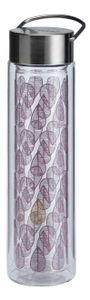 FLOWTEA® Leaf - Doppelwandig isolierte Glas-Thermoskanne