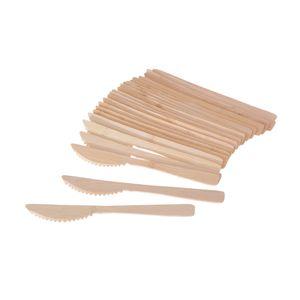GRÄWE Bambus-Messer Set 25 Stück 16,5 cm