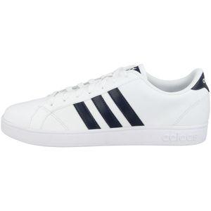 adidas neo Baseline Herren Sneaker Weiß AW4618, Größenauswahl:42