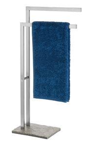 Handtuchständer Handtuchhalter Freistehend Bad Granit