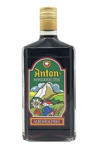 Antons Bergkräuter - 0,7l - alkoholfrei