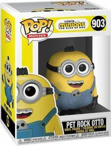 Minions The Rise of Gru - Pet Rock Otto 903 - Funko Pop! - Vinyl Figur