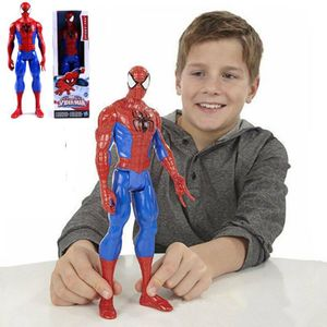 Avengers Spiderman Action Figur Spielzeug Figurine Weihnachten Geschenk Superheld ,