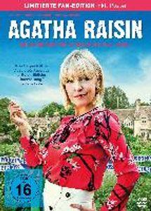 Agatha Raisin - Die kompletten Staffeln 1-3. Limited Fan-Edition inkl. Poster LTD.