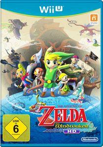 The Legend of Zelda - Wind Waker HD