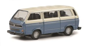Schuco 452650900 - Modellfahrzeug VW T3a Bus L, 1:87