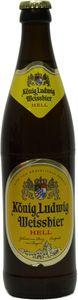 König Ludwig Weissbier hell (500 ml)