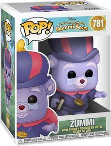 Disney Adventures of Gummi Bears Gummibärenbande - Zummi 781 - Funko Pop! - Vinyl Figur