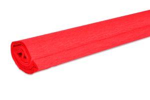 VBS Krepppapier, 50x200 cm, ca. 32 g/qm Rot