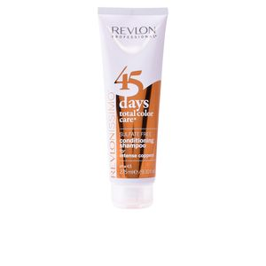 Revlon 45 Days Conditioning Shampoo For Intense Coppers 275ml