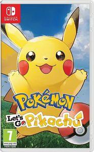 Pokemon Let s Go Pikachu [FR IMPORT]