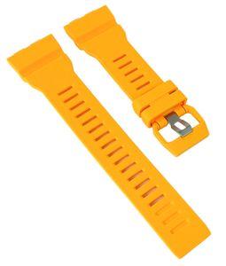 Casio G-Shock   Uhrenarmband Resin gelb GBD-800-4ER