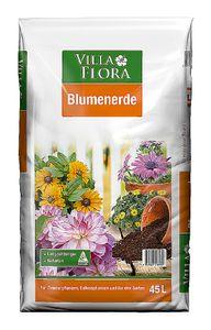 0,16€/l Blumenerde 45l Pflanzerde Gartenerde 45 Liter Pflanzenerde