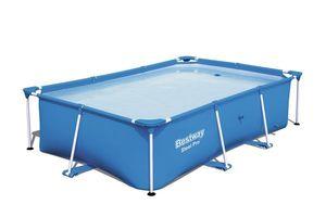 Bestway Steel Pro™ Pool 259x170x61 cm, Stahlrahmenpool