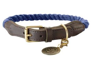 Hunter Halsband List Gr. 60 Tau dunkelblau