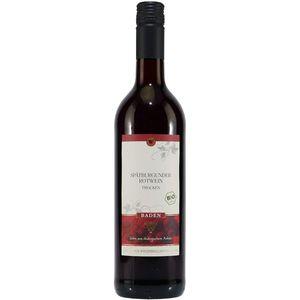 Baden Spätburgunder Rotwein trockener Qualitätswein 750ml