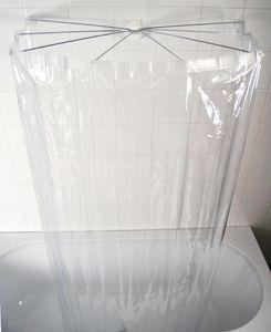 Duschfaltkabine Ombrella 170 cm, transparent