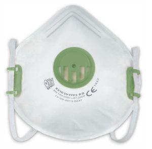 FFP3 Profi Atemschutzmaske Oxyline X310SV höchste Schutzklasse 10 Stück  wiederverwendbar  Europe