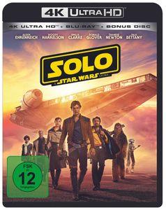 4K Ultra HD - Solo: A Star Wars Story