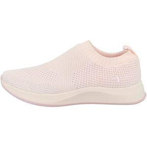 Tamaris Damen Low Sneaker Fashletics 1-24711-26 Rosa 524 Soft Rose Textil mit Herausnehmbare Innensohle, Groesse:40 EU