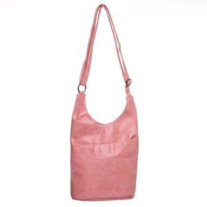Dernier Damen Hobo Bag Rosa