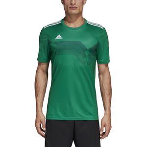 adidas CAMPEON 19 Herren Trikot T-Shirt Grün, Größe:L