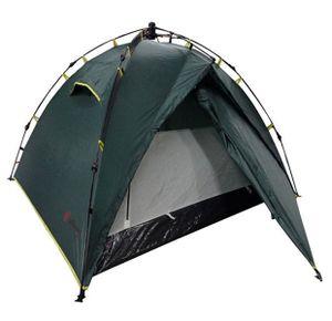 Schnellaufbau-Zelt für 3 Personen - Igluzelt mit Automatik