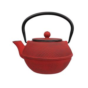 Teekanne Arare 1,2 l, Farbe:rot