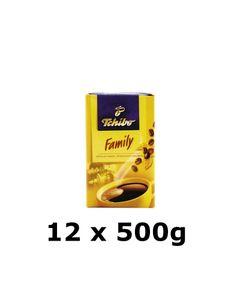 Tchibo Family gemahlener Kaffee 12x500g