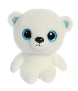 Aurora kuscheliger YooHoo Eisbär Martee 20,3 cm