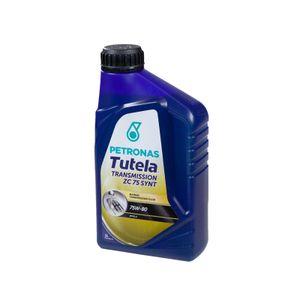 Petronas Tutela Getriebeöl Schaltgetriebe Öl ZC 75 Synth 75W80 GL5 MIL-L-2105 D 1L 1 Liter