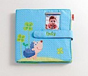 Haba baby-Fotoalbum Glück 28 x 20 cm Polyester