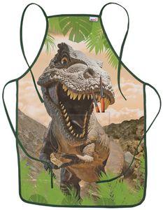 """ROTH Malschürze """"Tyrannosaurus"""" mit Bauchtasche"""
