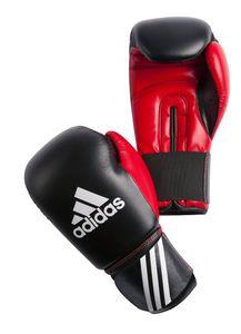 adidas Response Boxhanschuhe Gr. 10 oz schw/rot, ADIBT01