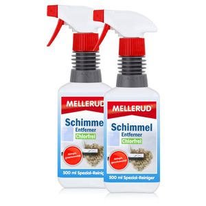 2x Mellerud Schimmel Entferner Aktivgel 500 ml
